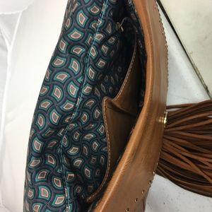Steve Madden Bags - Steven Madden Leather Handbag Tassel